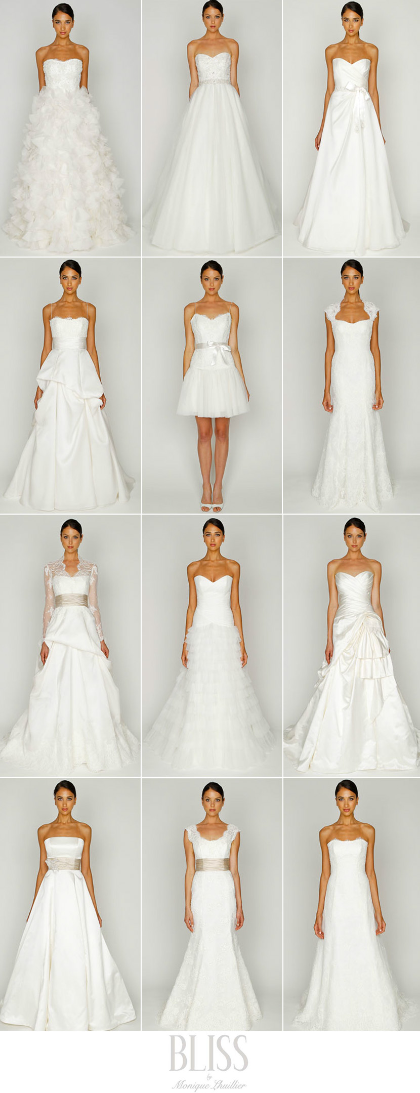 spring 2012 bliss by monique lhuillier