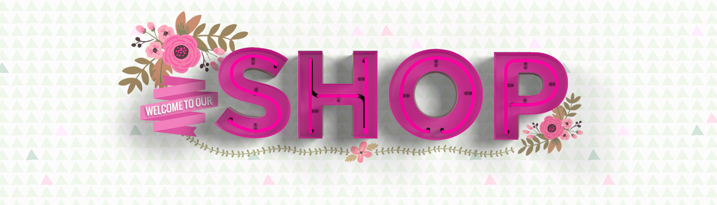 Holiday Shop Header