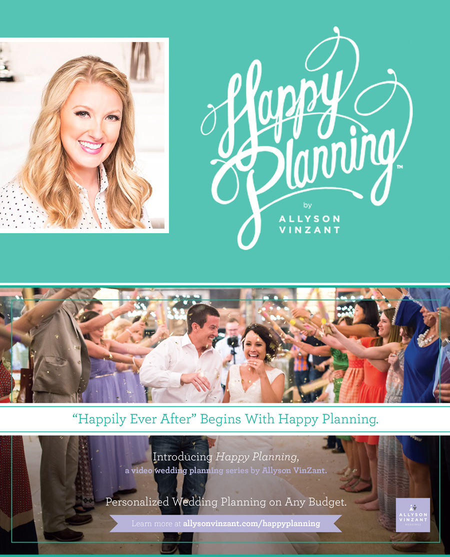 Allyson VinZant Happy Planning