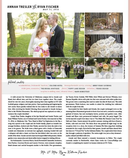 Wedding 2015 Spring-Summer Issue_A82