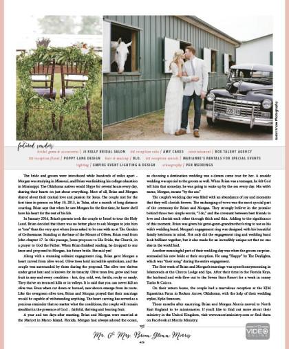 Wedding 2015 Spring-Summer Issue_A12