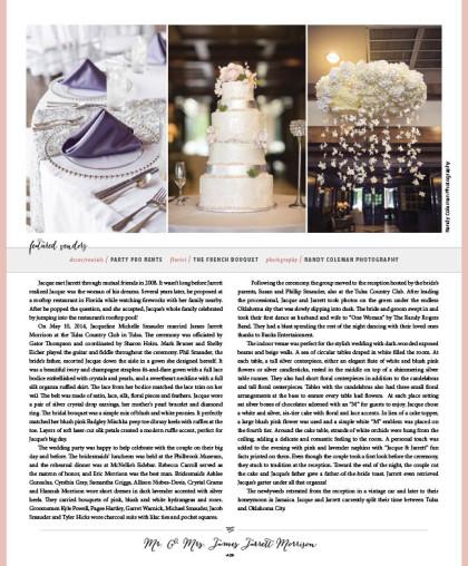 Wedding 2015 Spring-Summer Issue_A38
