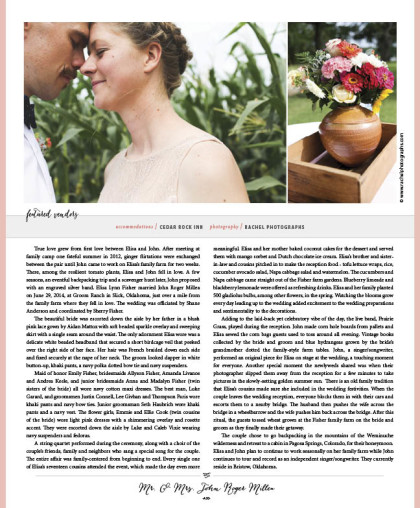 Wedding 2015 Spring-Summer Issue_A30