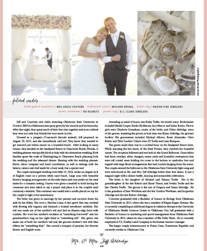 Wedding 2015 Spring-Summer Issue_A18