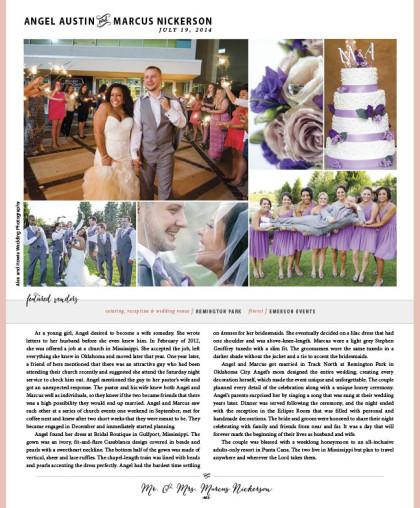 Wedding 2015 Spring-Summer Issue_A93