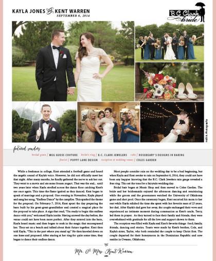 Wedding 2015 Spring-Summer Issue_A80