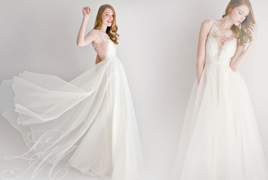 Leanne Marshall Bridal Gowns