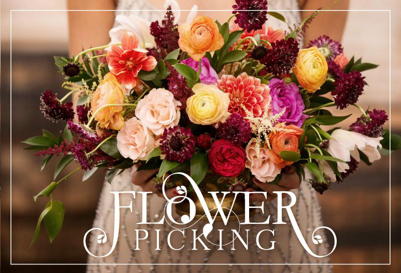 the ultimate wedding flower guide brides of oklahoma. Black Bedroom Furniture Sets. Home Design Ideas