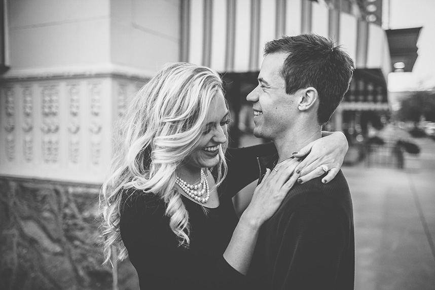 Oklahoma engagement