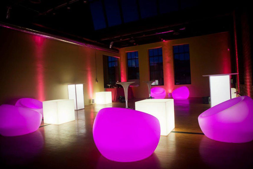 Creative Wedding Lighting from Innovative Event Solutions