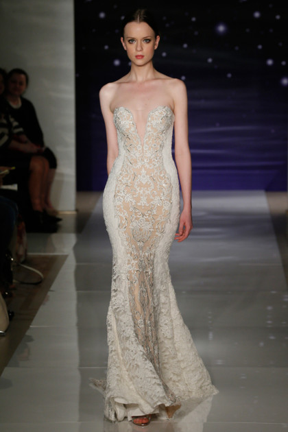 Reem acra wedding dress spotlight spring 2016 collection junglespirit