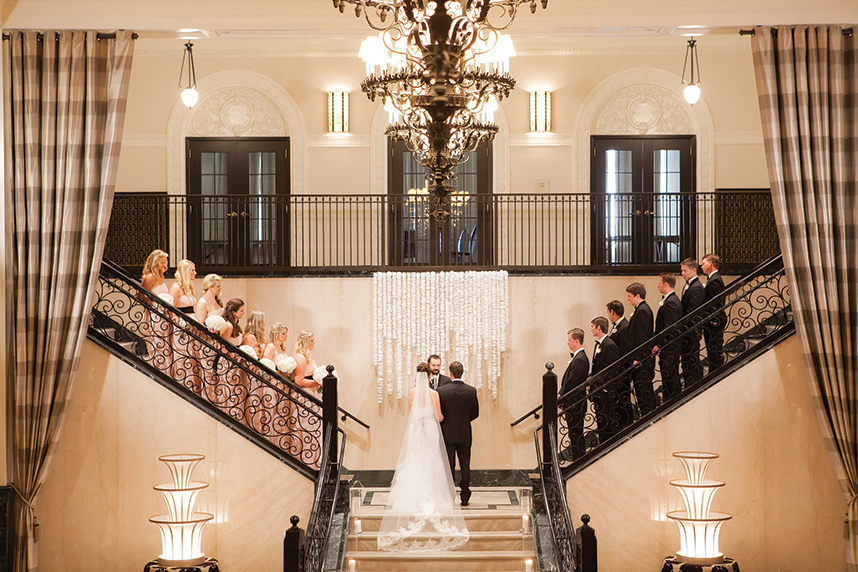5 Beautiful Oklahoma Ballroom Wedding Venues
