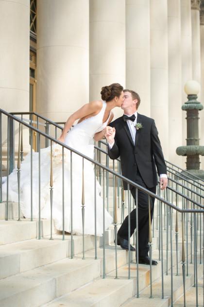 Glamorous Spring Wedding In Tulsa Callie Jake