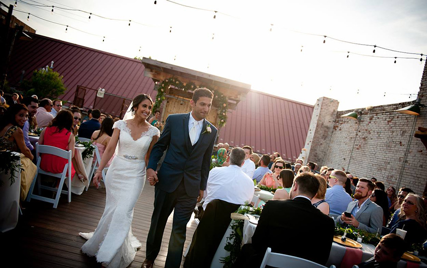 5 Urban Oklahoma Wedding Venues