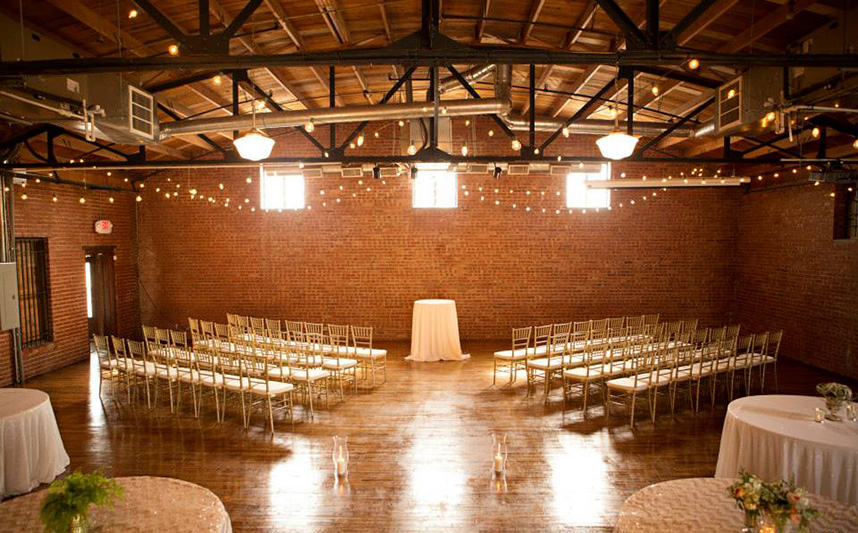 urban Oklahoma wedding venues