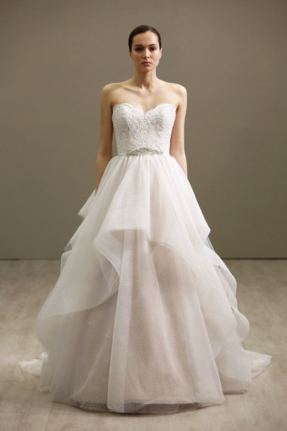 Alvina valenta wedding dress spotlight spring 2016 for Wedding dress preservation houston