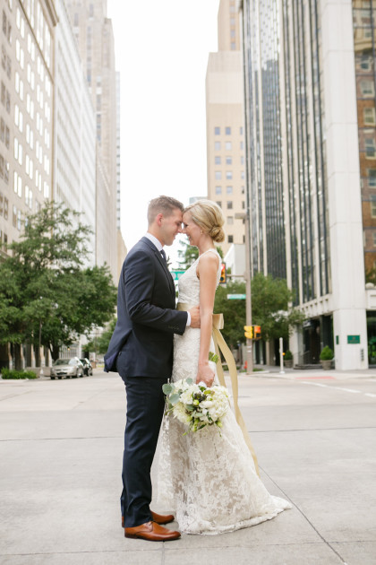 Ballroom Wedding At The Skirvin Hilton In Oklahoma City