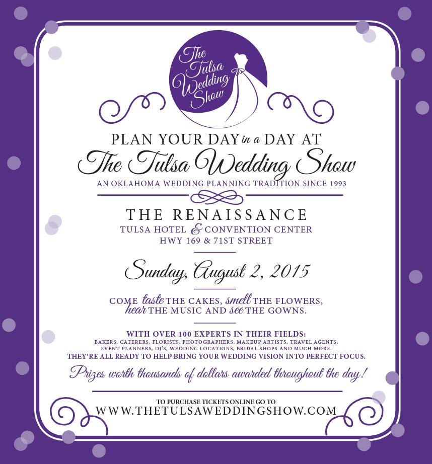 tulsa wedding show