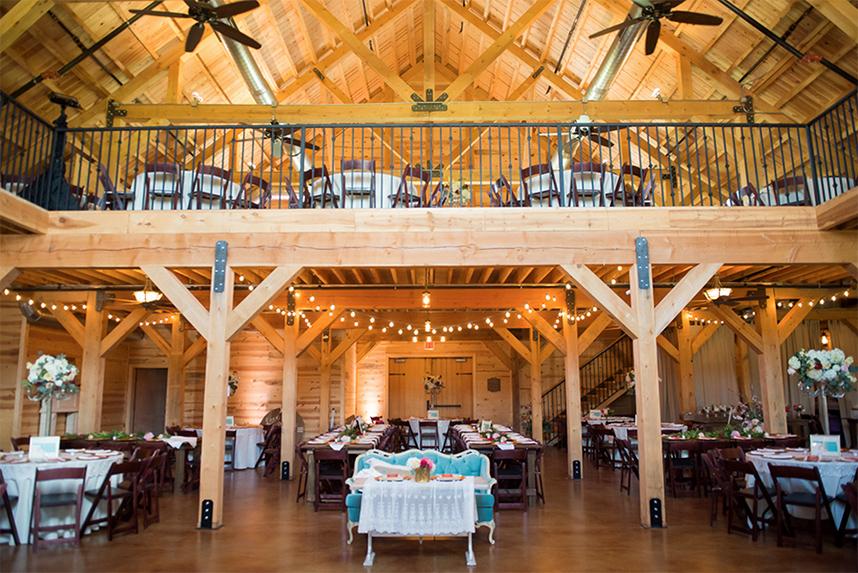 Rustic Wedding Venue Mcgranahan Barn