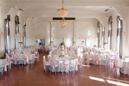 Ballroom Wedding At The Mayo Hotel In Tulsa