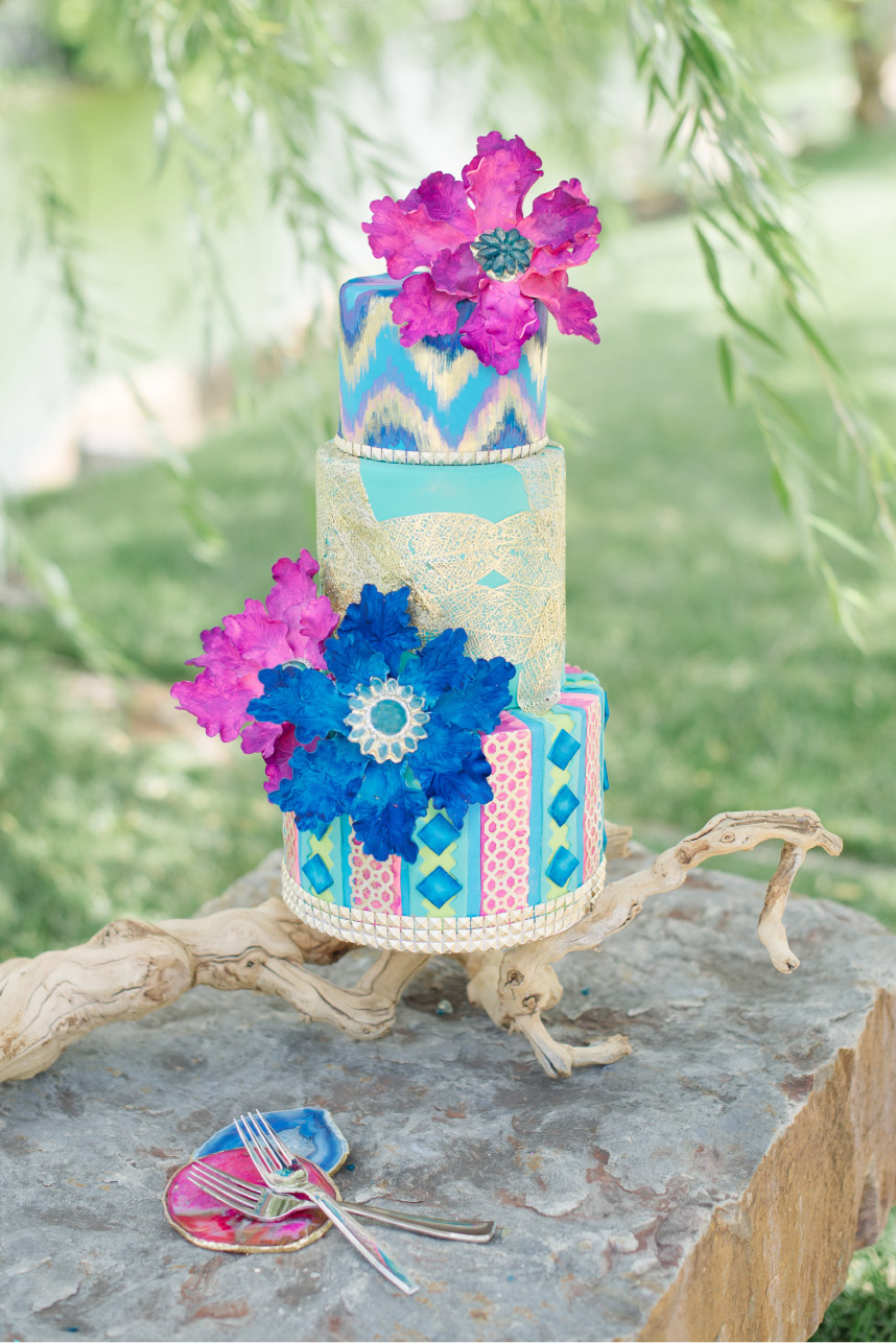 oklahoma wedding cakes