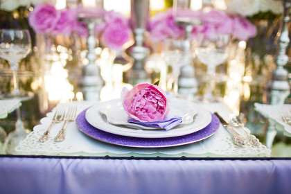 Allyson VinZant Events Tabletop