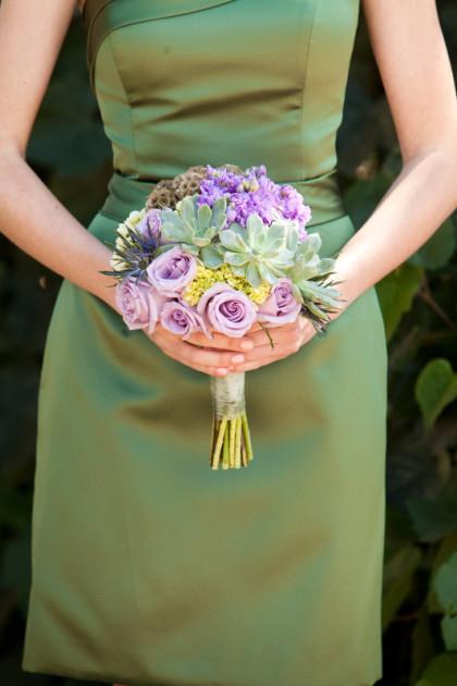 Pretty Pairings- Purple or Olive
