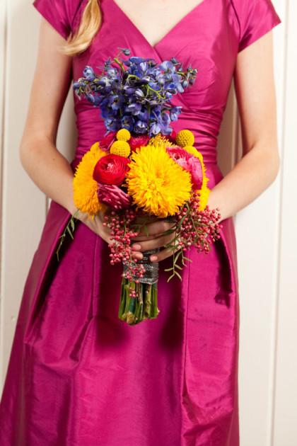 Pretty Pairings- Fuchsia or Navy