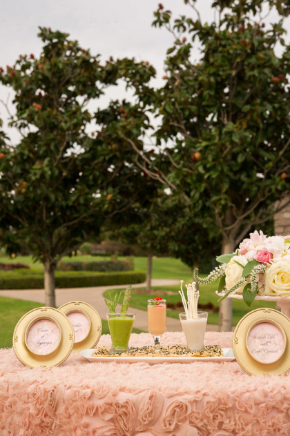 The Wedding Belle Tabletop