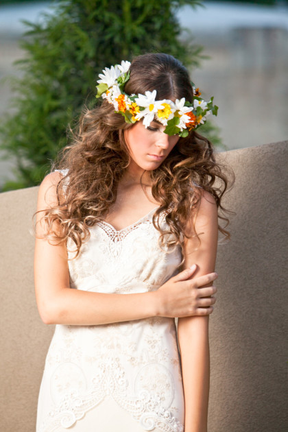 The Bohemian Sophisticate - Erica Weddings