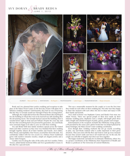 Wedding announcement 2014 Spring/Summer Issue – A88_January 2014 Bride Pages 86.jpg