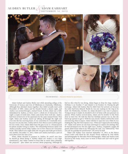 Wedding announcement 2014 Spring/Summer Issue – A84_January 2014 Bride Pages 82.jpg