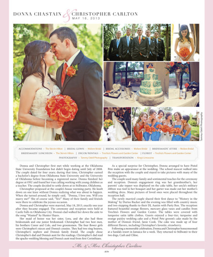 Wedding announcement 2014 Spring/Summer Issue – A79_January 2014 Bride Pages 77.jpg