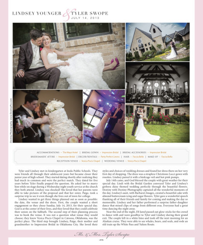 Wedding announcement 2014 Spring/Summer Issue – A76_January 2014 Bride Pages 74.jpg