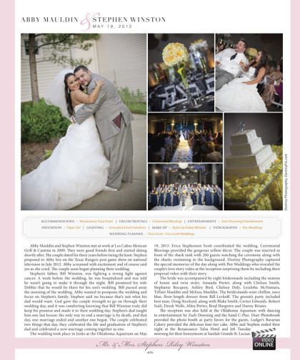 Wedding announcement 2014 Spring/Summer Issue – A75_January 2014 Bride Pages 73.jpg
