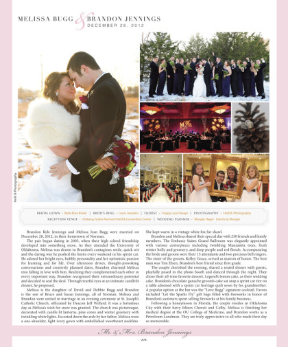 Wedding announcement 2014 Spring/Summer Issue – A74_January 2014 Bride Pages 72.jpg