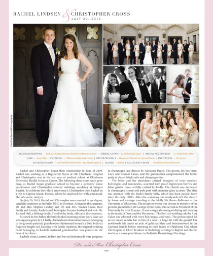 Wedding announcement 2014 Spring/Summer Issue – A70_January 2014 Bride Pages 68.jpg