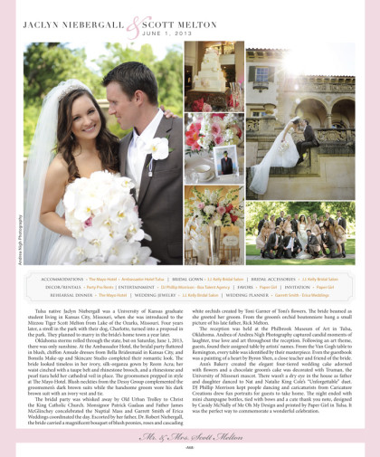 Wedding announcement 2014 Spring/Summer Issue – A68_January 2014 Bride Pages 66.jpg