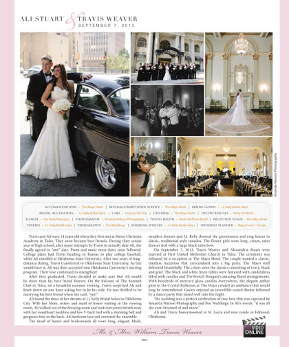 Wedding announcement 2014 Spring/Summer Issue – A67_January 2014 Bride Pages 65.jpg
