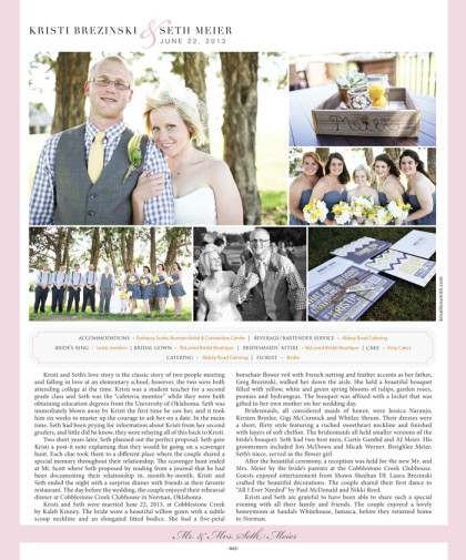 Wedding announcement 2014 Spring/Summer Issue – A65_January 2014 Bride Pages 63.jpg