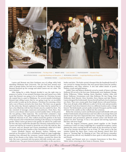 Wedding announcement 2014 Spring/Summer Issue – A47_January 2014 Bride Pages 45.jpg