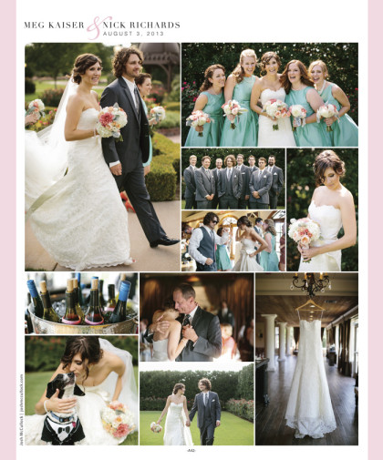 Wedding announcement 2014 Spring/Summer Issue – A42_January 2014 Bride Pages 40.jpg