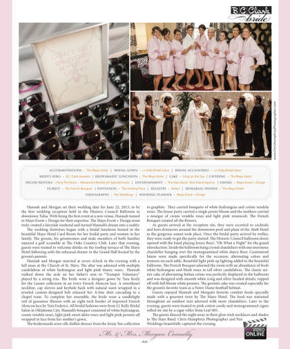 Wedding announcement 2014 Spring/Summer Issue – A25_January 2014 Bride Pages 23.jpg