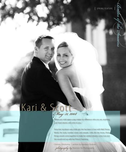 Wedding announcement 2009 Spring/Summer Issue – SS09_SpringFeature_01.jpg