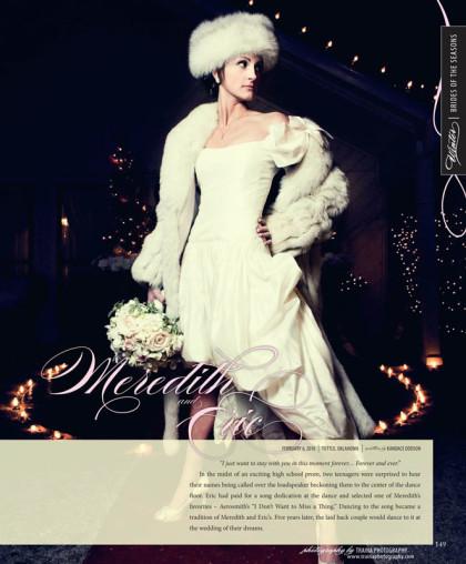 Wedding announcement 2011 Spring/Summer Issue – SS11_WinterFeature_01.jpg