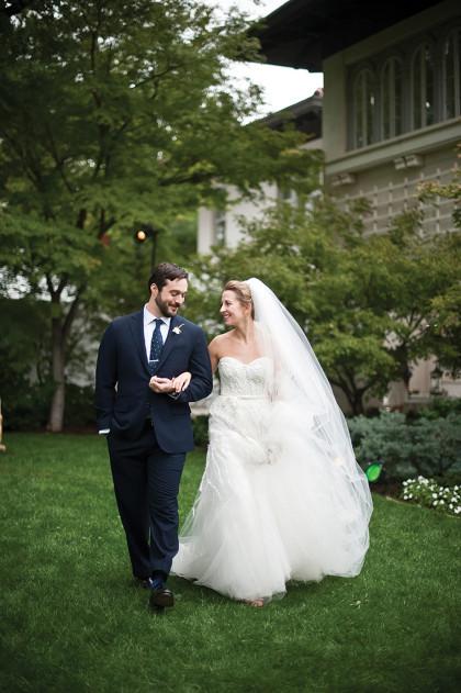 Julie + Evan