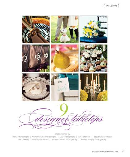 Editorial 2011 Spring/Summer Issue – 2011Issues_Tabletops_01.jpg