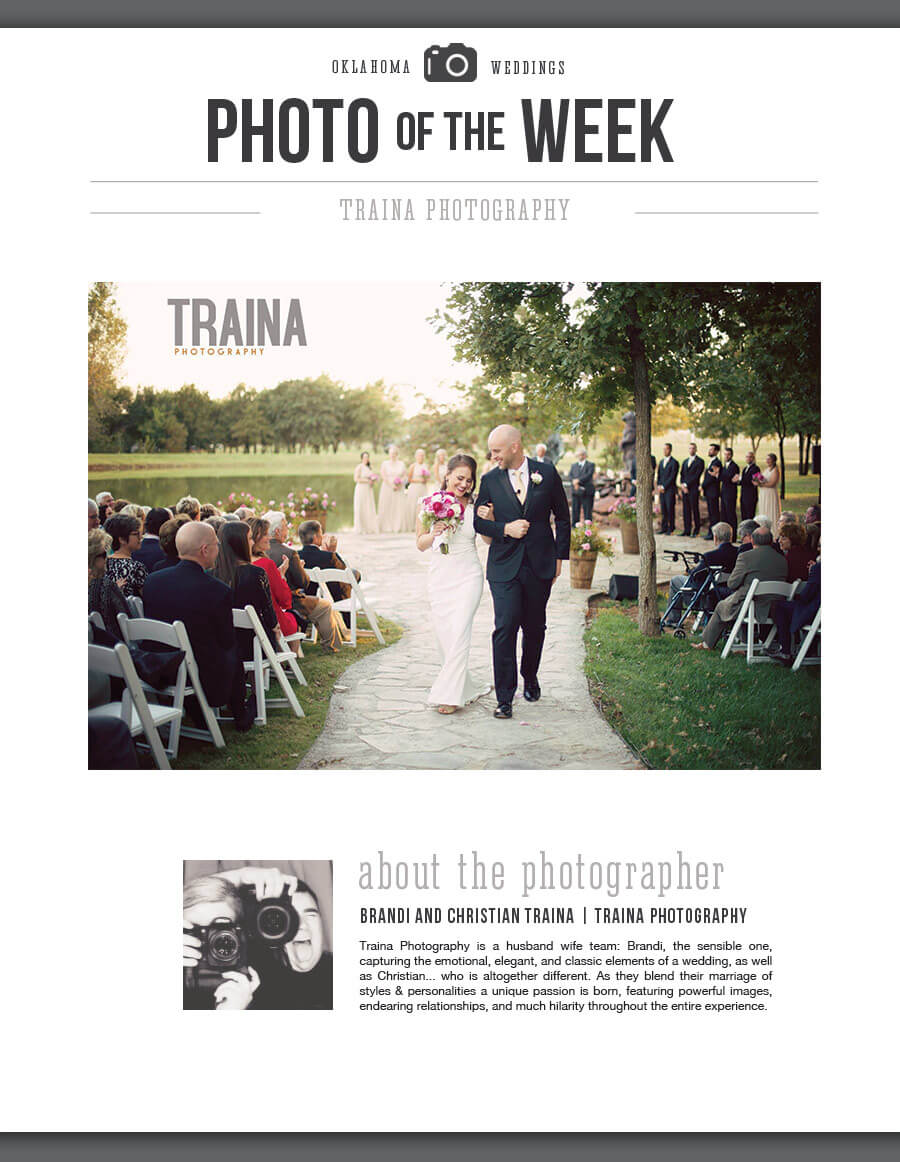 BOO_PhotooftheWeek_TRAINA