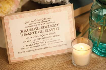 Rachel + Samuel