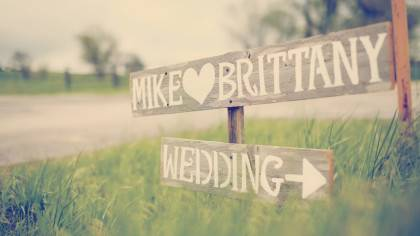 Brittany + Mike